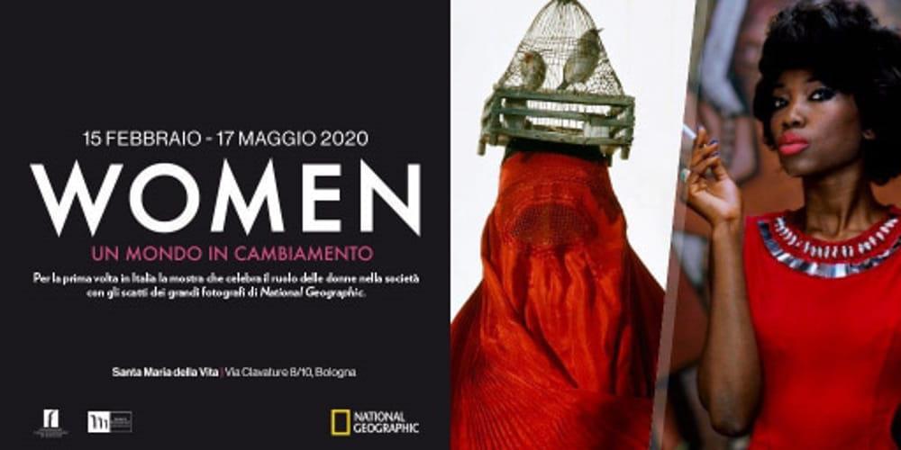 """A Bologna gli scatti di  """"Women un mondo in cambiamento"""""""