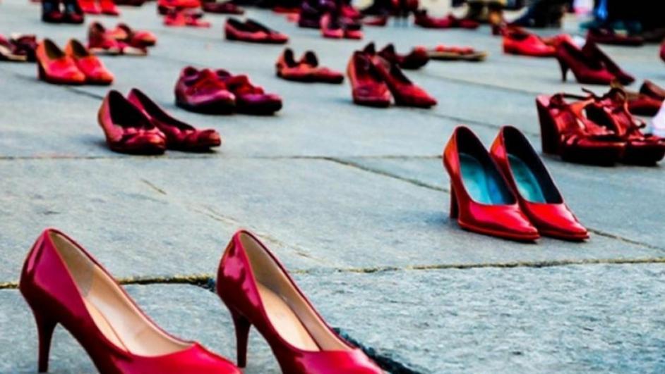 Il collettivo di Venere 50 per la giornata contro la violenza sulle donne