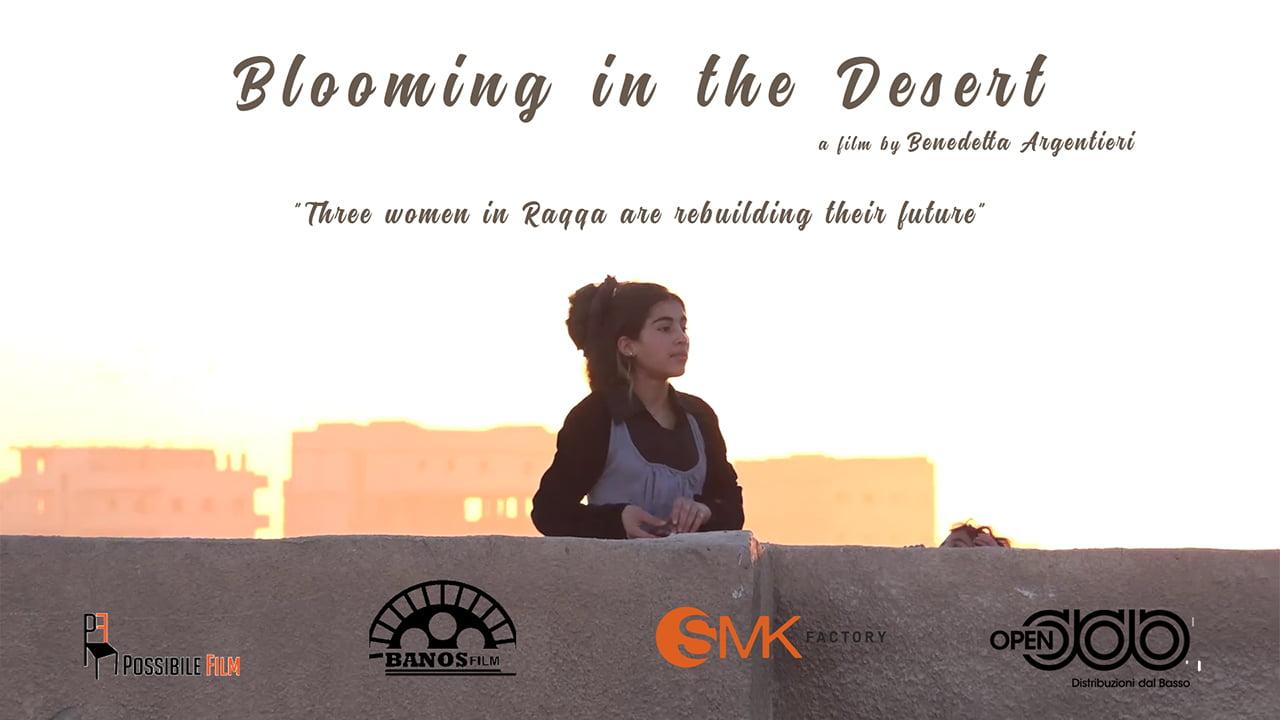Think pink! Do Pink! Blooming in the desert, tre donne e il riscatto di Raqqa