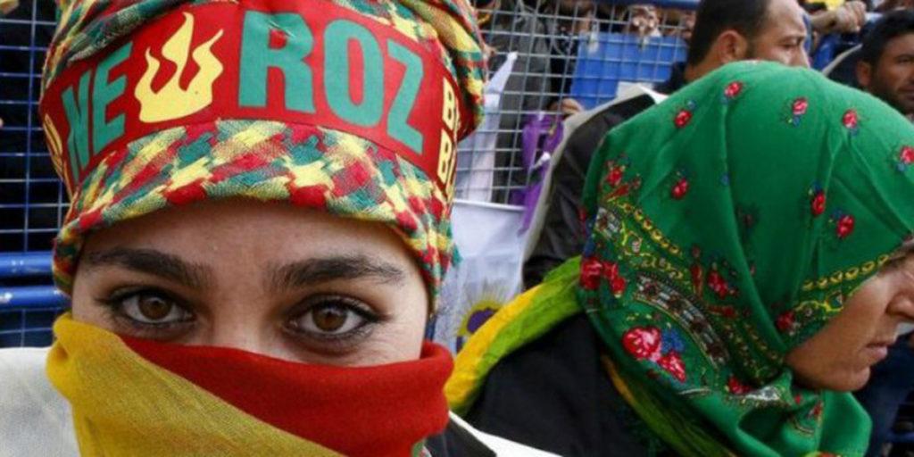 Think pink! Do Pink! 100 motivi per condannare il dittatore: le donne curde contro Erdogan