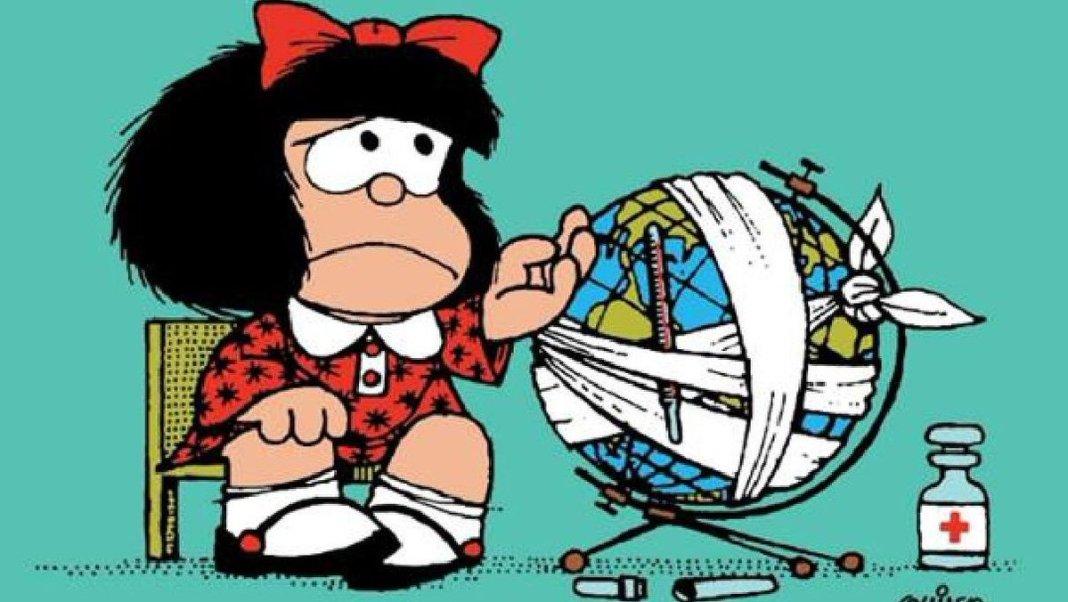Una voce per amica: Mafalda raccontata da Luca Raffaelli
