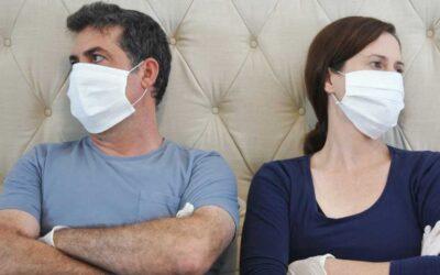 """""""Piacere mio!"""": come la pandemia ha aumentato le tensioni e diminuito il desiderio sessuale"""