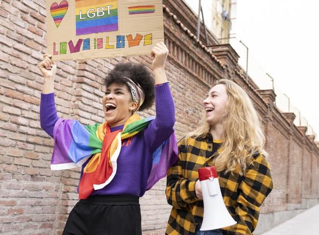 """""""Piacere mio!"""": il femminismo fa bene all'orientamento sessuale"""