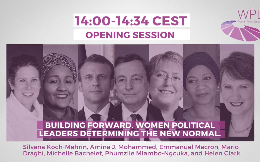 """Think pink! Do Pink! Draghi: """"la riduzione delle disuguaglianze di genere deve essere una priorità a livello globale"""""""