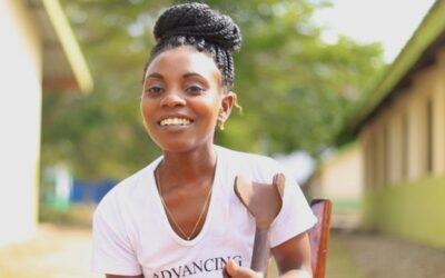 """""""Piacere mio!"""": un progetto di educazione sessuale per le giovani donne con disabilità in Kenya"""