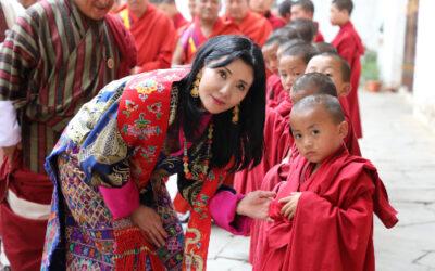 """""""Piacere mio!"""": L'educazione alla sessualità è tra gli insegnamenti dei monaci e delle suore in Bhutan"""